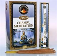 Meditation (Медитация) благовоние Ppure