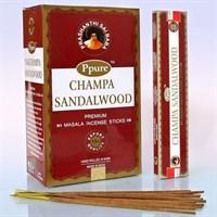 Sandalwood (Сандаловое дерево) благовоние Ppure