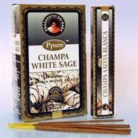 White Sage (Белый шалфей) благовоние Ppure