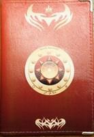 Козерог - обложка для паспорта женская