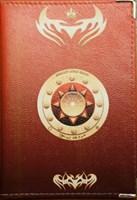 Скорпион - обложка для паспорта женская