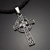 Классический кельтский крест