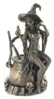 Статуэтка Ведьма на котле