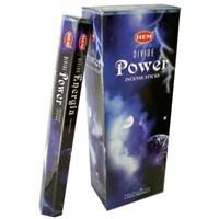 Divine Power (№51)/ Божественная Сила благовоние Hem 6-гранки