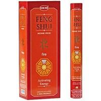 Fengshui Fire (№63)/ Огонь благовоние Hem 6-гранки