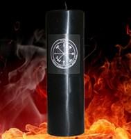 Базовая свеча Каббалы Денежная магия (4)