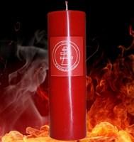 Базовая свеча Каббалы Силовая (1)