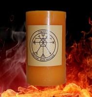 Карьерный рост вспомогательная свеча Каббалы (8)