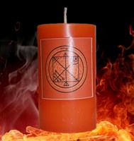 Победитель вспомогательная свеча Каббалы (11)