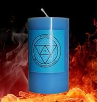 Внутренняя гармония вспомогательная свеча Каббалы (5)