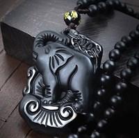 """Подвеска """"Счастливый слон"""" (О-17)"""