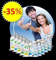 Набор моющих средств Net Universe для активации скидки 35%