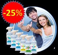Набор моющих средств Net Universe для активации скидки 25%