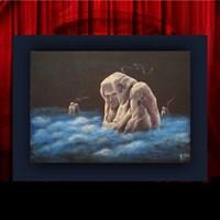 Молчание Берегини картина - амбиент