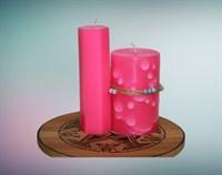 Орхидея мистическая свеча