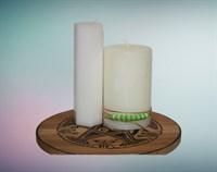 Ромашка мистическая свеча