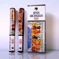 7 Arcangeles - 7 Архангелов благовония Ppure 6-гранки
