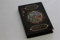 """Книга теней """"Пентакль стихий"""""""