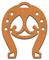 Подкова благополучия Секира Перуна 30 х 30 см - фото 10798